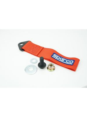 Damond Motorsports Front Tow Strap - Ford Focus ST Mk3