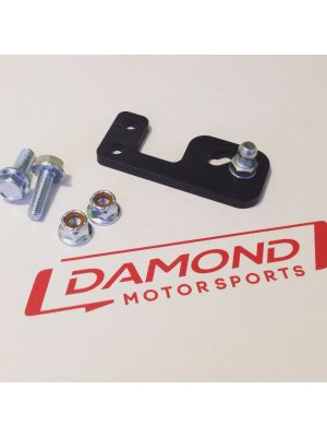 Damond Motorsports Short Shift Plate - Mazda MPS