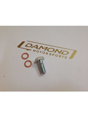 Damond Motorsports Turbo Oil Restrictor Banjo Bolt