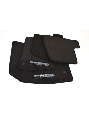 Dreamscience Motorsport Floor Mats - Ford Focus / Mustang / Fiesta