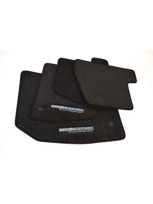 Dreamscience Motorsport Floor Mats - Ford Focus / Mustang / Fiesta