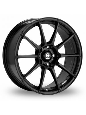 Sparco Assetto Black Alloys - Ford Fiesta ST Mk8