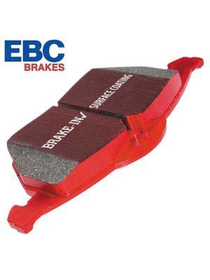 EBC Redtuff Rear Brake Pads Ford Laser TX3 MY90-98/ Mazda323 MY89-91/ MX5 MY89-93/ Suzuki Baleno MY96-01