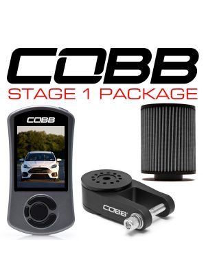 Cobb Tuning Stage 1 Power Package - Ford Focus RS Mk3 MY16-18