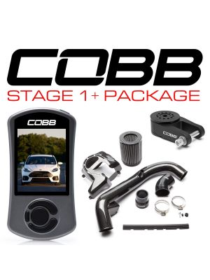 Cobb Tuning Stage 1+ Carbon Fibre Power Package - Ford Focus RS Mk3 MY16-18