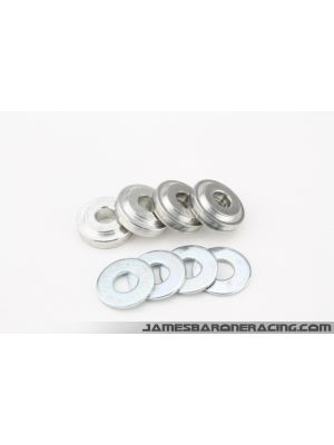 JBR Solid Shifter Base Bushings - Ford Focus / Fiesta
