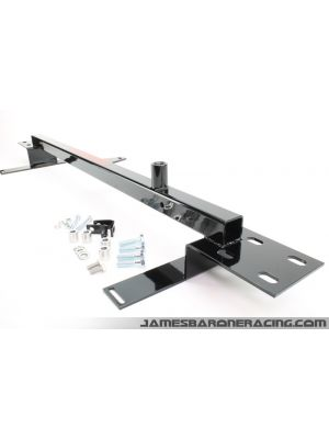 JBR Front Mount Crash Bar - Mazda 3 MPS Gen 2 BL MY10-13