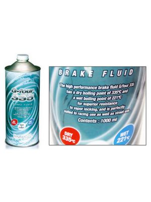 Project Mu G/Four 335 Brake Fluid - 1L