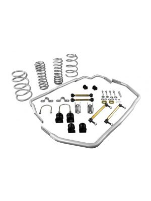 Whiteline Front and Rear Grip Series Kit - Ford Mustang S197 MY05-14