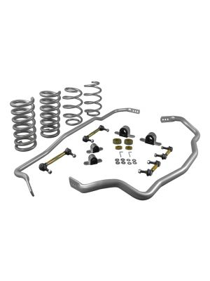 Whiteline Front and Rear Grip Series Kit - Ford Mustang S550 FM. FN MY15+