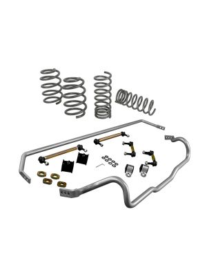 Whiteline Front and Rear Grip Series Kit - Ford Focus RS Mk3 MY16-18