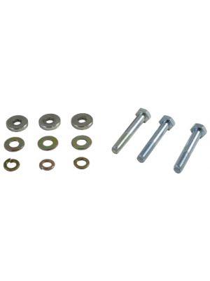 Whiteline Front Steering - Bump Steer Correction Kit - Mazda 3 BK & BL MY03-14 / 3 MPS MY06-13 / Premacy MY05+