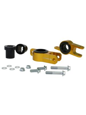 Whiteline Front Control Arm - Lower Inner Rear Bushing Kit - Honda Civic X FC, FK (RS) and FK8 Type R MY15+
