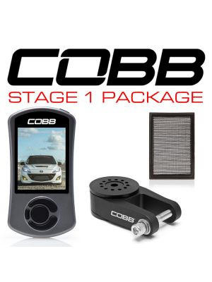 Cobb Tuning Stage 1 Power Package - Mazda 3 MPS Gen 2 BL MY10-13