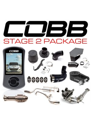 Cobb Tuning Stage 2 Power Package - Mazda 3 MPS Gen 2 MY10-13