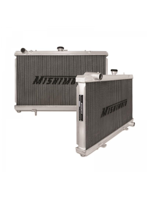 Mishimoto X-LINE (Thicker Core) Aluminum Radiator - Nissan 200SX SR20 S13 MY89-94