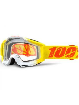100% Accuri Goggle Zest Clear Lens