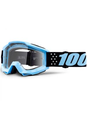 100% Accuri Goggle Taichi Clear Lens
