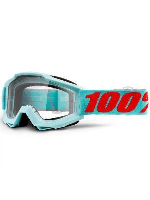 100% Accuri Goggle Maldives Clear Lens