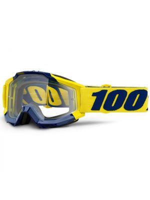 100% Accuri Goggle Supply Clear Lens Clear Lens