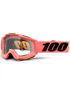 100% Accuri Goggle Rogen Clear Lens