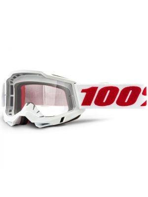 100% Accuri2 Goggle Denver Clear Lens