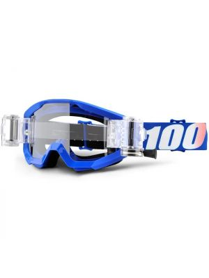 100% Strata SVS Jnr Goggle Nation