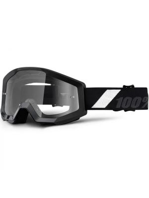 100% Strata Goggle Youth Goliath Clear Lens