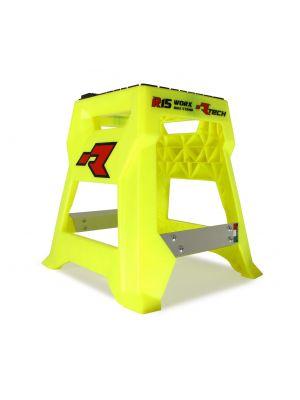 Rtech Neon Yellow R15 Worx Bike Stand