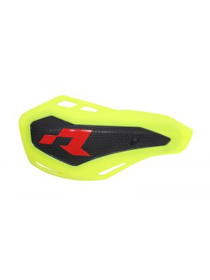 Rtech Neon Yellow HP1 Handguards - Includes Mounting Kit