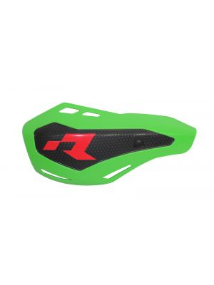 Rtech Green HP1 Handguards - Includes Mounting Kit