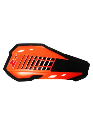 Rtech Neon Orange HP2 Handguards - Includes Mounting Kit