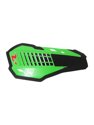 Rtech Green HP2 Handguards - Includes Mounting Kit