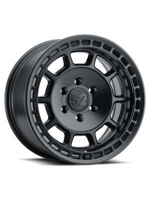 fifteen52 Traverse HD 17x8.5 5x150 0mm ET 110.3mm Center Bore Asphalt Black Wheels - Set of 4