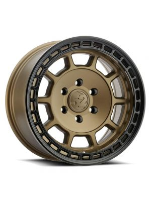 fifteen52 Traverse HD 17x8.5 5x127 0mm ET 71.5mm Center Bore Block Bronze Wheels - Set of 4