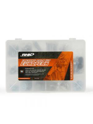 RHK Husaberg - TE-FE Factory Bolt Kits - 160 Pieces