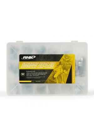 RHK Suzuki - RM-RMZ Factory Bolt Kits - 169 Pieces