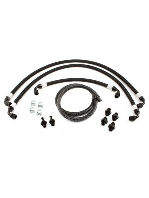 Injector Dynamics Side Feed Conversion Feed Line Kit - Subaru