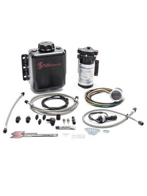 Snow Performance Stage 2 Boost Cooler Forced induction Water Meth Kit - Braided Line