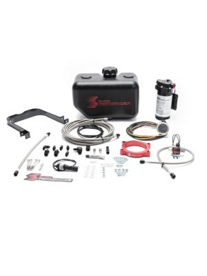 Snow Performance Stage 2.5 Boost Cooler GM LT1 Camaro 6.2L ZL1 MY18-19 Forced Induction Water-Methanol Injection Kit with Stainless Braided Line