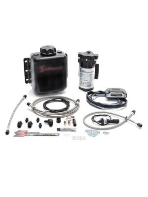 Snow Performance Stage 3 Boost Cooler Direct Injected 2D Map Progressive Water-Methanol Injection Kit with Braided Line