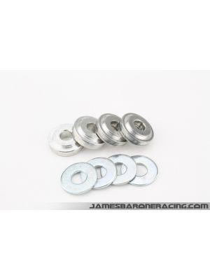 JBR Solid Shifter Base Bushings - Mazda 3 / MPS
