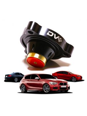 GFB dv+ Blow off Valve or BOV/ diverter valve with TMS advantage - Dodge Dart, BMW, Jeep And Fiat Abarth