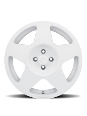 fifteen52 Tarmac 17x7.5 4x100 30mm ET 73.1mm Centre Bore Rally White Wheel