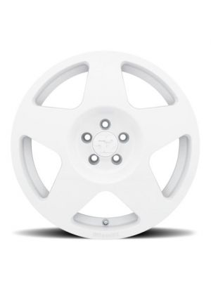 fifteen52 Tarmac 18x8.5 5x100 45mm ET 73.1mm Centre Bore Rally White Wheels
