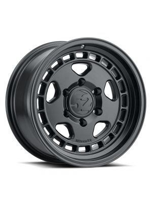 fifteen52 Turbomac HD Classic 17x8.5 6x139.7 0mm ET 106.2mm Center Bore Asphalt Black Wheels - Set of 4