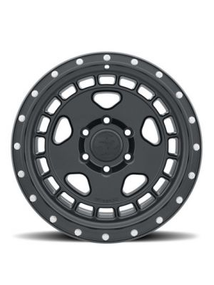 fifteen52 Turbomac HD 17x8.5 6x139.7 0mm ET 106.2mm Centre Bore Asphalt Black Wheel
