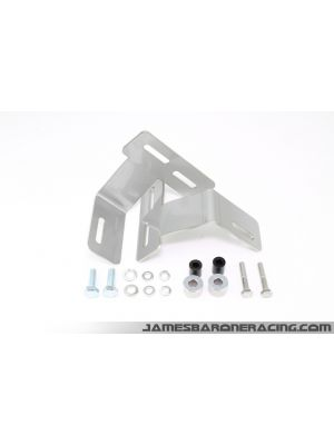 JBR TR6 Intercooler Mounting Bracket Kit - Mazda 3 MPS Gen 2 BL MY10-13