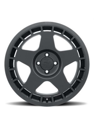 fifteen52 Turbomac 17x7.5 4x100 30mm ET 73.1mm Centre Bore Asphalt Black Wheel