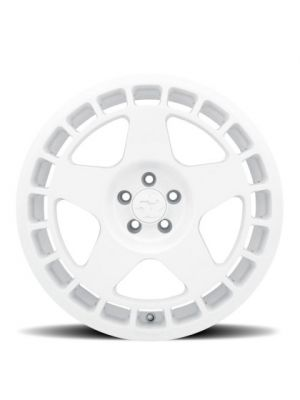 fifteen52 Turbomac 17x7.5 5x100 30mm ET 73.1mm Centre Bore Rally White Wheel